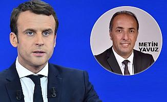Fransa Cumhurbaşkanı Macron'a seçim şoku