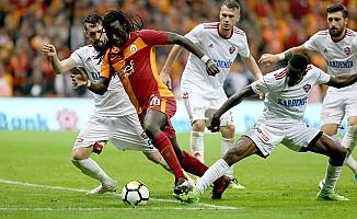 Galatasaray, Karabükspor'a puan vermedi