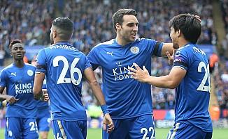 Leicester City'ye FIFA engeli