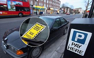 Londra'da park cezaları artıyor; İşte yeni ceza miktarları!