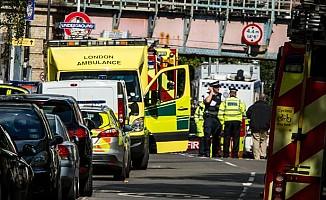 Londra'daki bombalı saldırıda son dakika gelişmesi