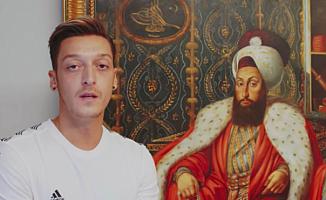 Mesut Özil tarihten sınıfta kaldı!