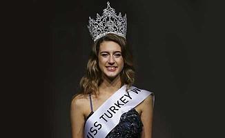 Miss Turkey 2017 Kraliçesi Itır Esen