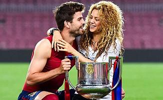 Shakira ile Barcelona'nın Pique yıldızı ayrıldı