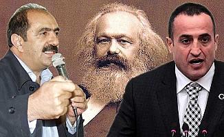 Solcu politikacının 'Marx' hatasını ülkücü vekil düzeltti