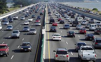 Trafiğe çıkan araç sayısı arttı: İşte son rakamlar