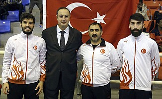 Türk sporcu badmintonda çeyrek finalde