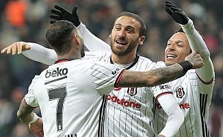 UEFA'nın yeni sıralamasında en iyi Türk takımı Beşiktaş!