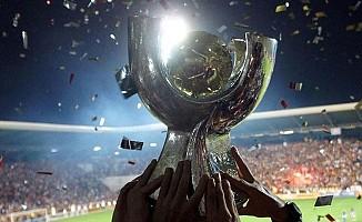 UEFA Süper Kupa finali Türkiye'de
