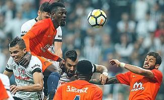 Beşiktaş, Medipol Başakşehir'le beraberliği kabullendi