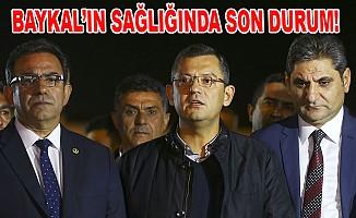 CHP'li Özel'den Gece Yarısı Baykal Açıklaması