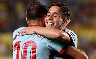 Emre Mor'dan, La Liga'da ilk gol