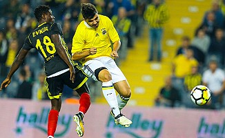 Fenerbahçe, galibiyeti Malatyaspor'la tattı