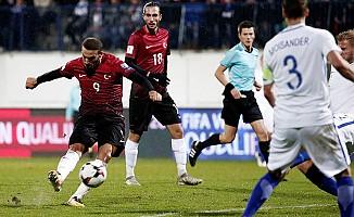 Finlandiya: 2 - Türkiye: 2