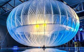 Google'ın bedava internet dağıtan balon projesi hizmete başladı