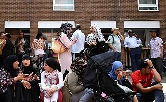 İngiltere'de yine müslümanlar hedefte