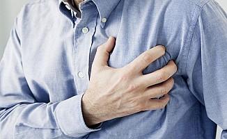 Kalp krizine erken uyarı sistemi