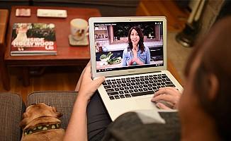 Laptoptan TV izleyene 1000 sterlin ceza var