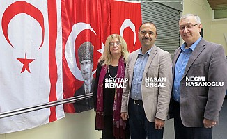 Londra Eğitim Müşaviri Ünsal'dan Türk Okullarına Destek