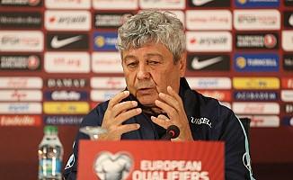 Lucescu İzlanda maçı öncesi aldığı ceza için konuştu