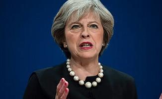 May'den Birleşik Krallık'taki AB vatandaşlarına mesaj