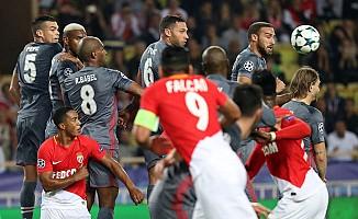 Monaco 'Cenk'inde Zafer Beşiktaş'ın