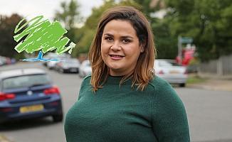 Politikanın taze kanı Jasmine Storry Southgate'ten aday