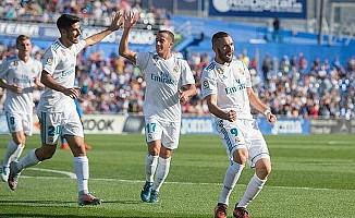 Real Madrid, Barcelona'nın rekorunu kırdı!