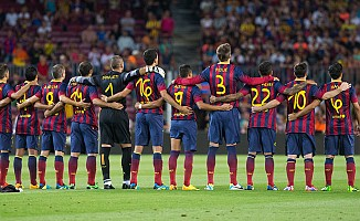 Referandum Barcelona maçını erteletti