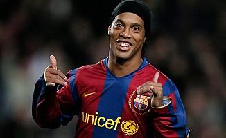Ronaldinho, gelmiş geçmiş en iyi futbolcuyu açıkladı