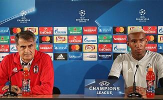 Şenol Güneş, Monaco-Beşiktaş maçı öncesi konuştu