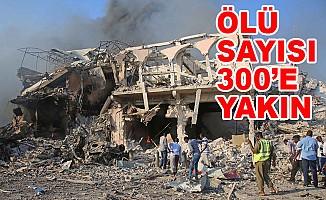 Somali'de katliam gibi saldırı