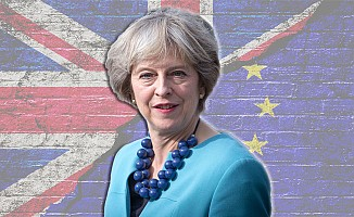 Theresa May, Avrupa'dan destek arayışında