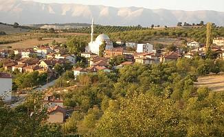 Türkiye'nin Oxford'u dağ köyü