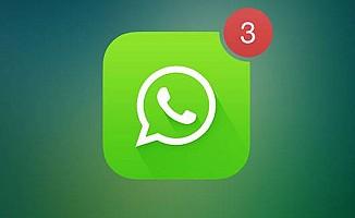 WhatsApp bildirim sorunu çözüldü
