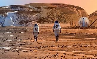 Mars'a gitmek için rezervasyon yaptıranların sayısı açıklandı