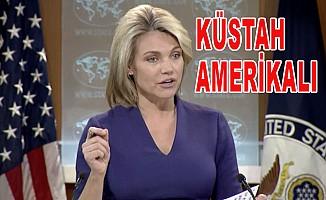 Arsızlığın Amerikancası bu olmalı!