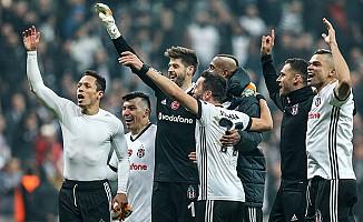 Beşiktaş'tan, Şampiyonlar Ligi'nde tarihi başarı