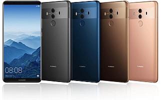 Huawei yeni telefonlarını tanıttı
