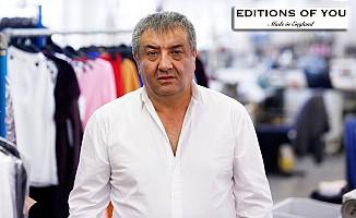 İş adamı Sar'dan moda dünyasına yeni marka: 'Editions of You'