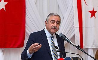 KKTC Cumhurbaşkanı Akıncı Londra'da Tıkanan Süreci Anlattı