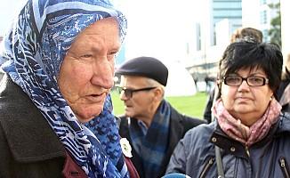 Kurban yakınları Mladic kararı için konuştu