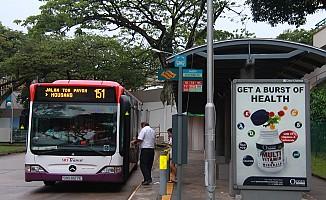 Singapur'da sürücüsüz otobüsler 2022'de yollarda