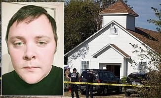 Teksas'taki kilise saldırganıyla ilgili flaş gelişme