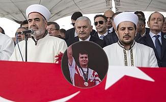 Yüzyılın sporcusu Süleymanoğlu son yolculuğuna uğurlandı