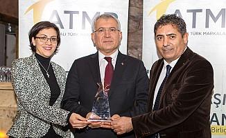 ATMB'den Adnan Yıldırım'a 'Türkiye ve Dünya Ticaretine Katkı Ödülü'