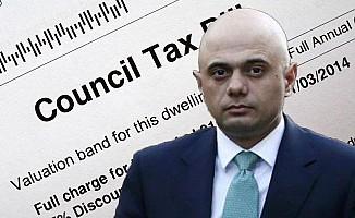 'Council Tax'ı artırmak belediyelerin keyfine kaldı