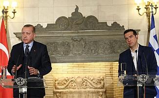 Erdoğan'dan Çipras'a Lozan yanıtı