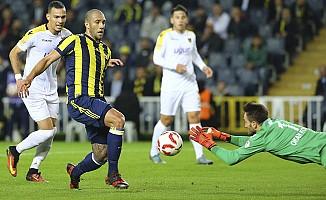 Fenerbahçe avantaj elde etti