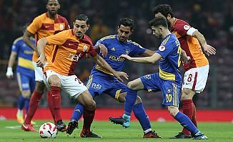 Galatasaray, Bucaspor'a fırsat tanımadı